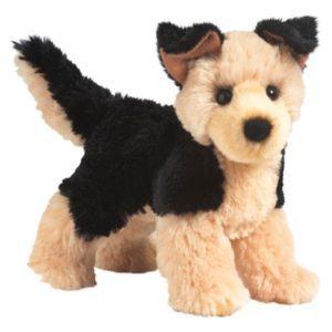 German Sheppard Stuffed Animal