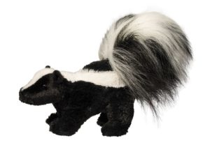 Striper Skunk Stuffed Animal