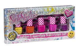 Sunshine Bright Nail Polish Set