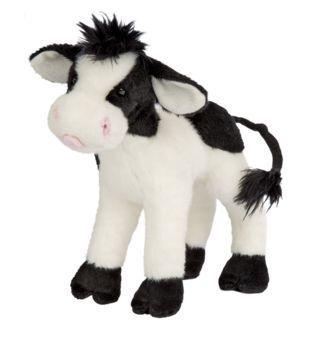 Sweet Cream Cow Stuffed Animal
