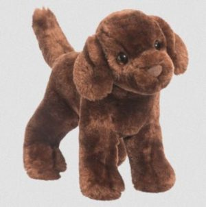 Choclate Lab Stuffed Animal