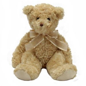 Tender Teddy Golden Bear