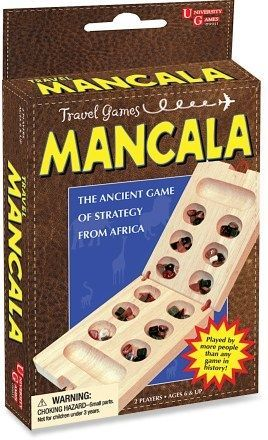 Travel Games Mancala