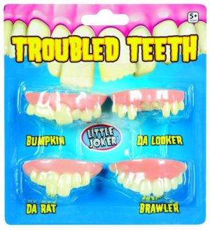 Troubled Teeth