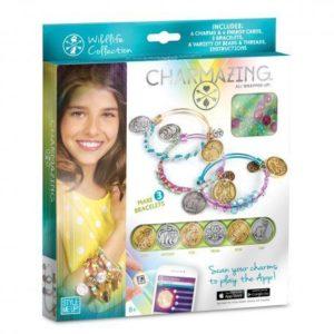 Wildlife Charm Bracelet Set