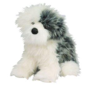 English Sheep Dog Stuffed Animal