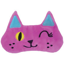 Winking Cat Eye Mask