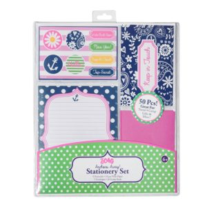 Anchors Away Stationery Set