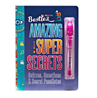 Besties Amazing Super Secrets