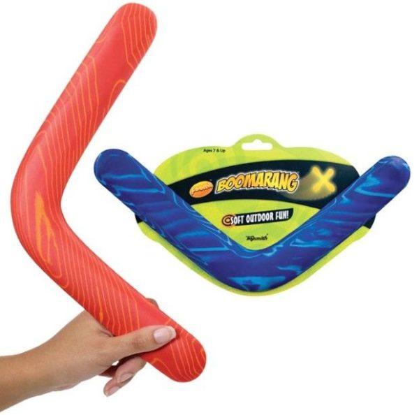 Soft Boomerang