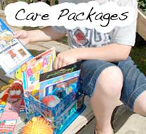 camp care packages shipped nationwide