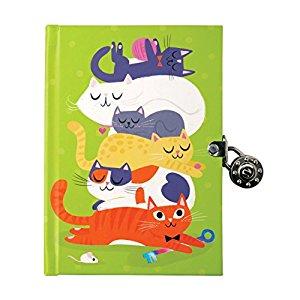 Locked Diary – Cats