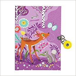 Locked Diary - Deer