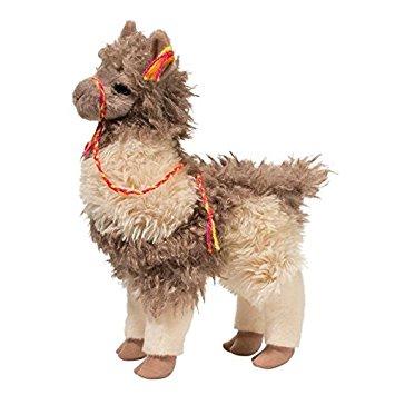 Taupe Zephyr Llama Stuffed Animal