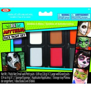 Be Anything Face Paint Set