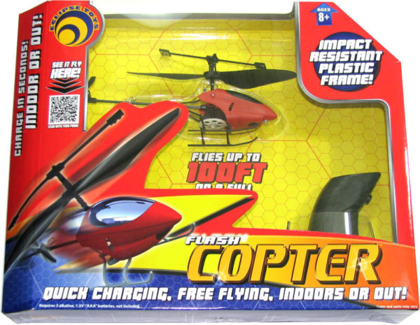 Flash Copter Indoor or Outdoor