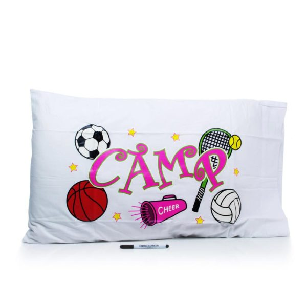 Girl Sport Autograph Pillowcase