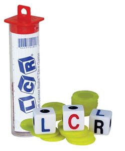LCR-Left Center Right Game