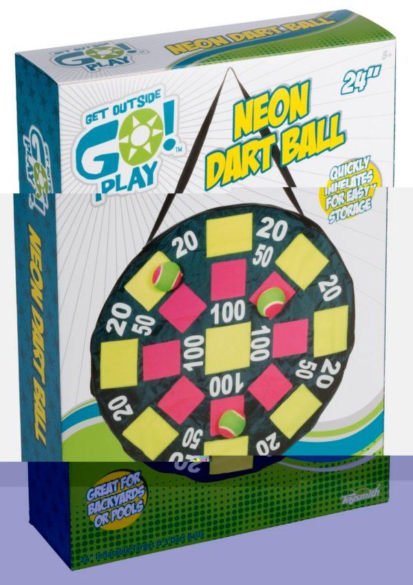 Neon Dart Ball