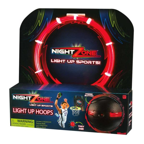 Night Zone Hoops