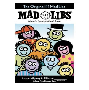 Mad Libs Original