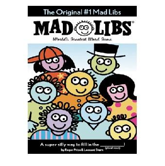 Mad Libs Original