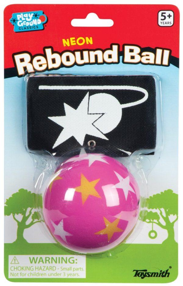 Neon Rebound Ball