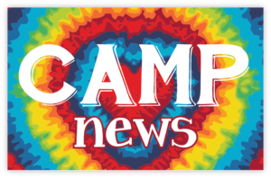 Tie Dye-News from Camp