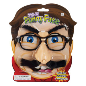 Wind Up Funny Face
