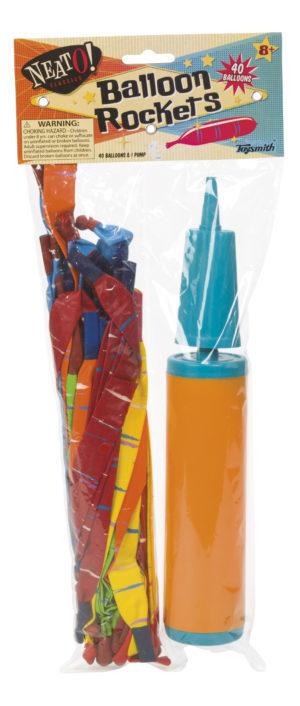 Neato! Classics Rocket Balloons