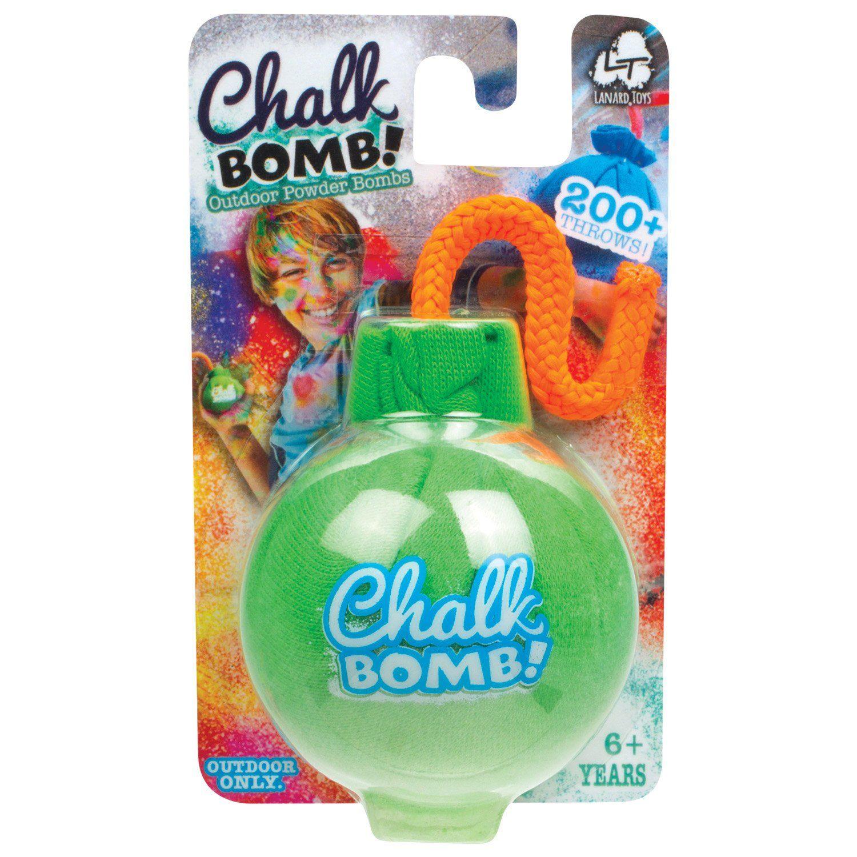 6 chalk bombs