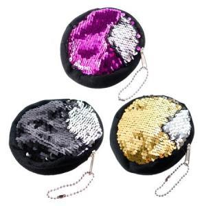 Reversible Sequin Coin Purse