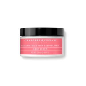 Rosewater and Pink Peppercorn Body Cream