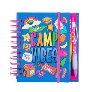 Camp Vibes Journal 3C4G