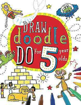 Draw Doodle Do for 5 Year Olds