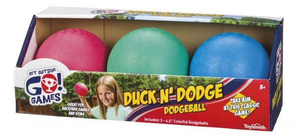 Duck N' Dodge Dodgeball