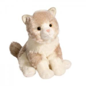 Gayla Cream Sitting Cat
