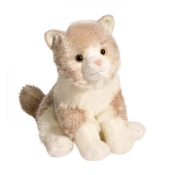 Gayla Cream Sitting Cat