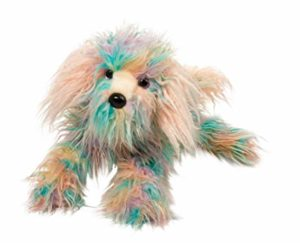 Jaxton Rainbow Dog Fuzzle