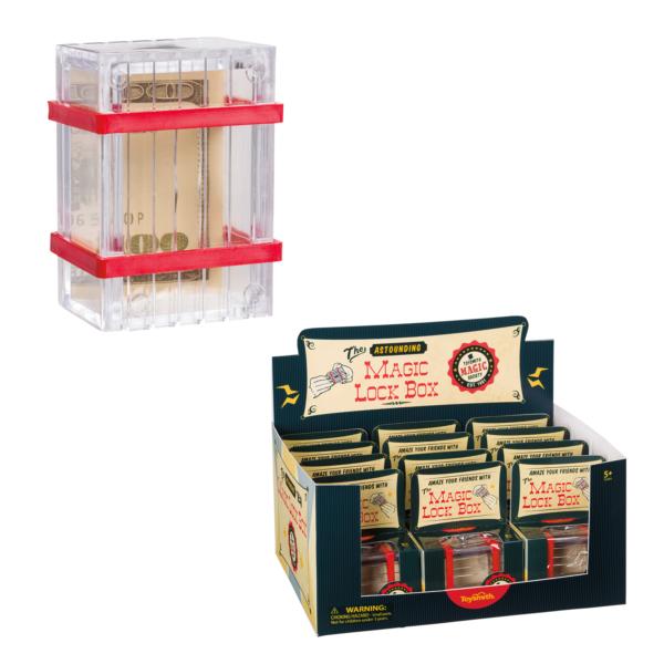 The Magic Lock Box