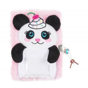 3C4G Panda Plush Journal girls