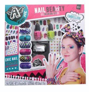 AcadeMe Nail Beauty Fashion Kit