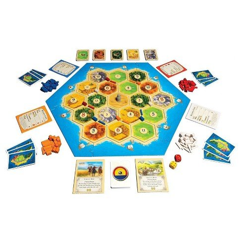 Catan strategy game