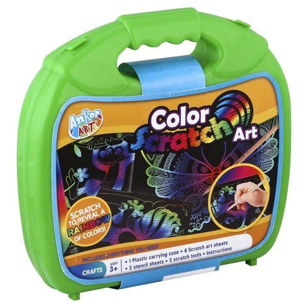 Anker Art Color Scratch