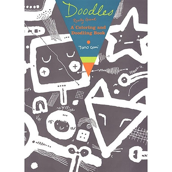 Doodles A Really Giant Coloring and Doodling Book