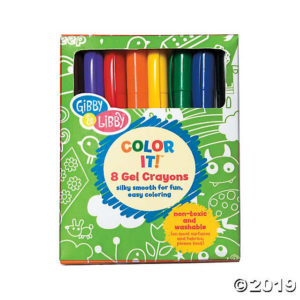 Color it! Gel Crayons