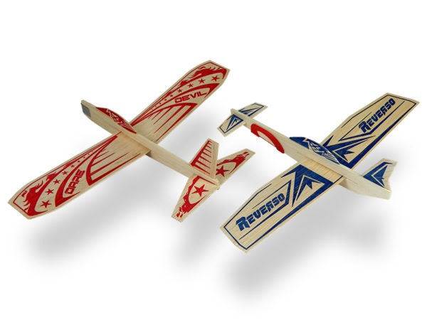 Guillow's Balsa Wood Plane