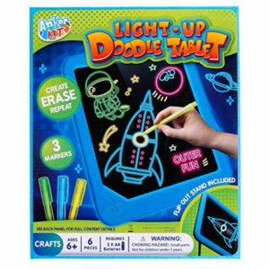 Light Up Doodle Tablet