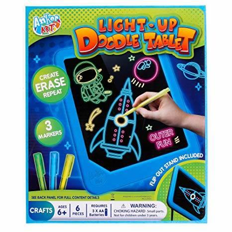 Light Up Doodle Tablet