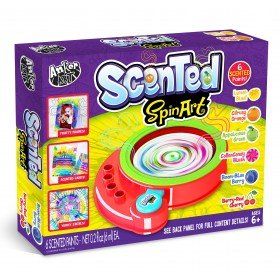 scented spin art kit